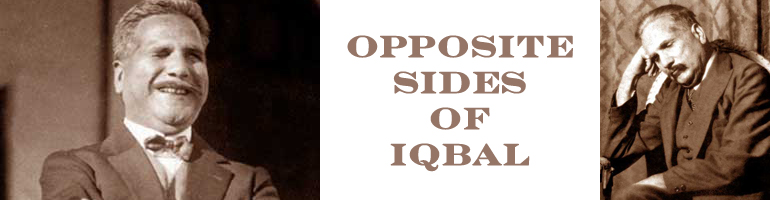 Re-Modeling Iqbal: Why Iqbal is too important to be given up!