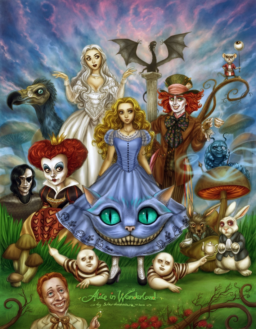 Fake News Or Ground Truth? Alice And The Queen ofHearts